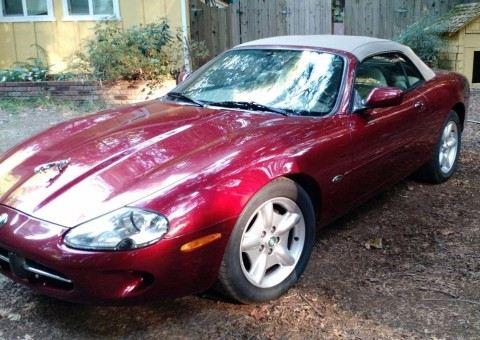 1997 Jaguar XK XK8 for sale