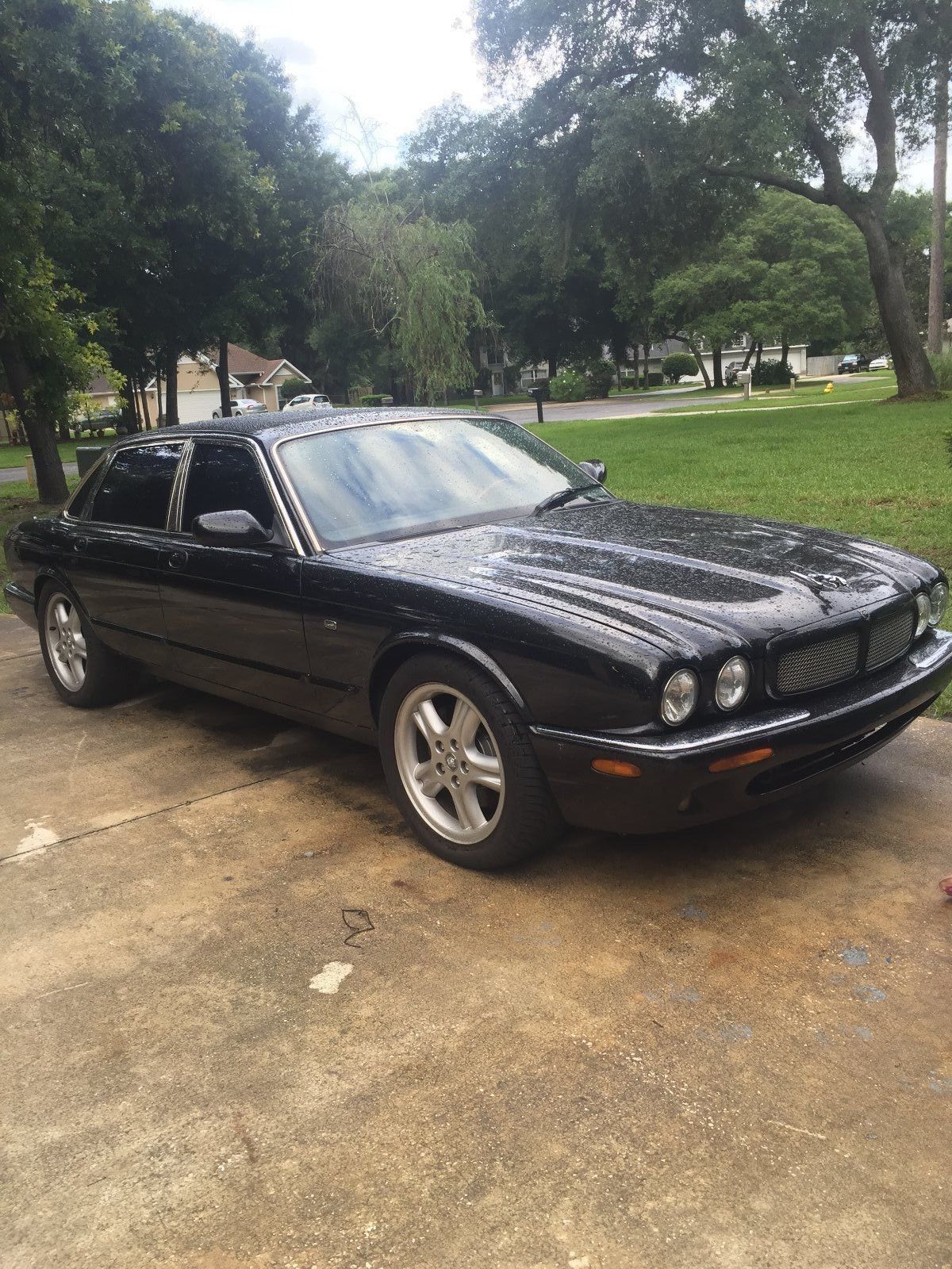 1999 jaguar xj xjr for sale. Black Bedroom Furniture Sets. Home Design Ideas