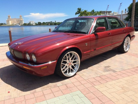 1999 Jaguar XJR Sedan for sale