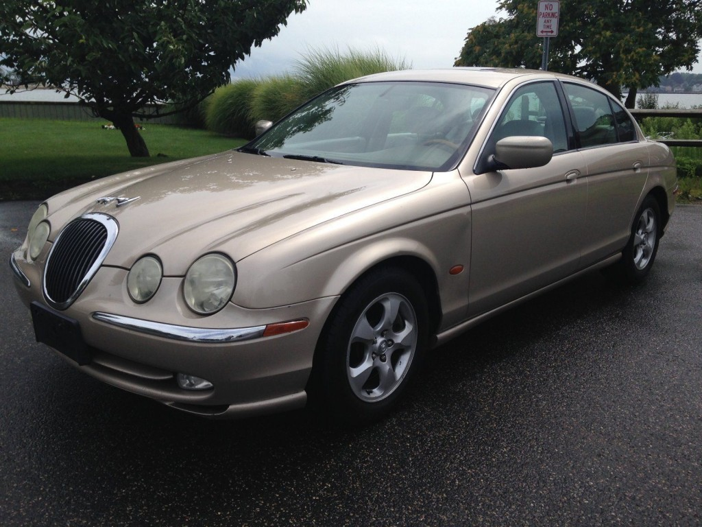 2001 jaguar s type 3 0 for sale. Black Bedroom Furniture Sets. Home Design Ideas