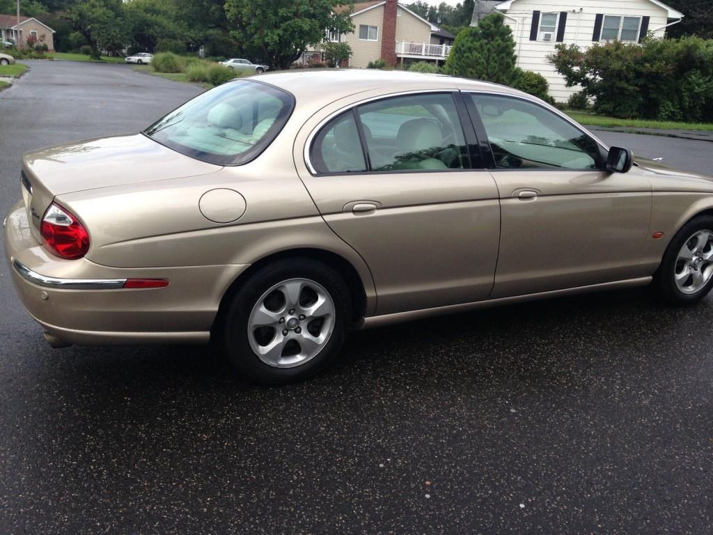 2001 Jaguar S Type 3 0 For Sale