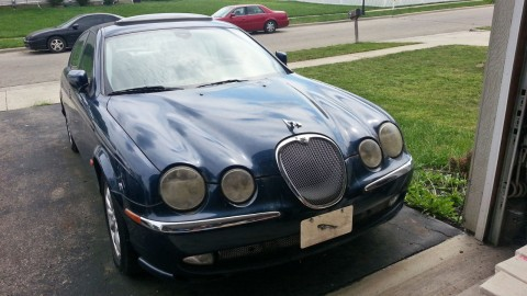 2001 Jaguar S Type for sale