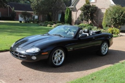 2001 Jaguar XK8 Convertible for sale