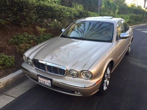 2004 Jaguar XJ Sedan Vanden Plas for sale