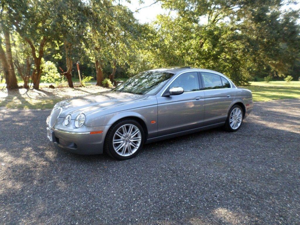 2008 Jaguar S Type Sedan