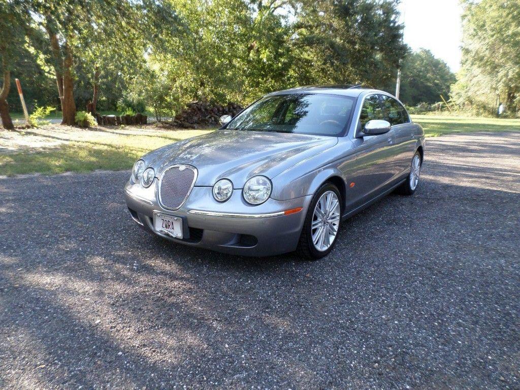 2008 jaguar s type sedan for sale. Black Bedroom Furniture Sets. Home Design Ideas