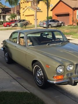 1973 Jaguar XJ6 All Original California Car for sale