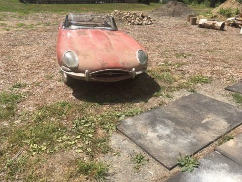 1964 Jaguar E-Type Open Two Seater 3.8 for sale