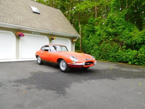 1965 Jaguar E Type Series I Fixed Head Coupe for sale