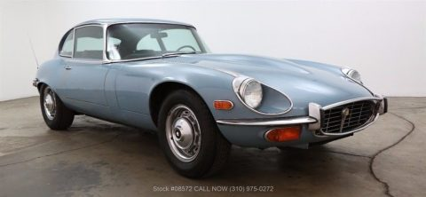 1972 Jaguar E-Type V12 2+2 for sale