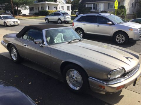 Desirable 1995 Jaguar XJS Convertible 4.0 for sale