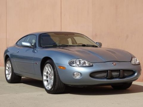 Low Mileage 2002 Jaguar XKR Coupe for sale