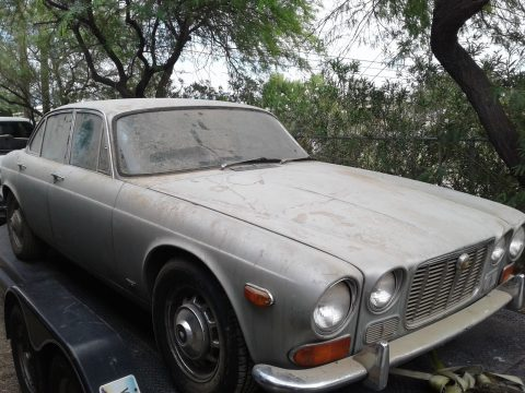 Rust free 1972 Jaguar XJ6 for sale