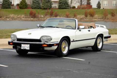 1992 Jaguar XJS V12 Convertible for sale
