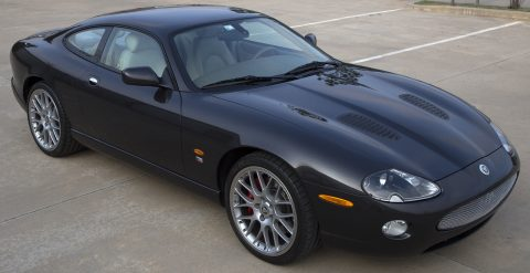 2006 Jaguar XKR Cooper Black Victory Edition for sale