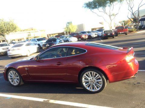 2010 Jaguar XK Silver Chrome for sale