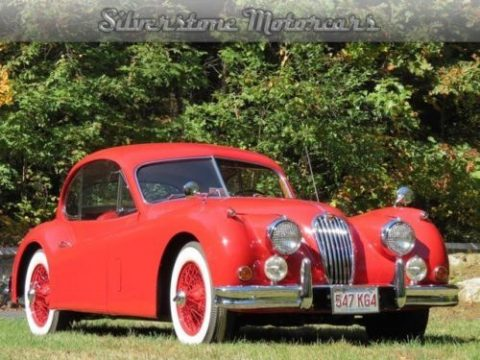 1955 Jaguar XK in GREAT CONDITION for sale