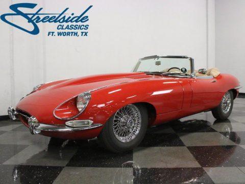 1967 Jaguar E Type XKE Roadster – Award WINNER for sale
