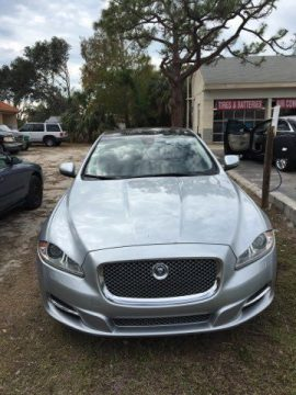 2011 Jaguar XJ in excellent shape for sale