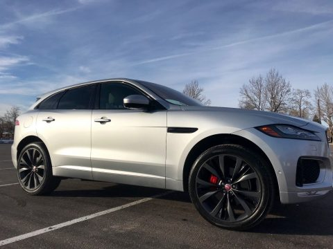 2017 Jaguar F Pace FIRST EDITION for sale