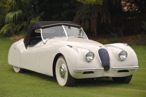 1952 Jaguar XK – an absolute pleasure to drive for sale