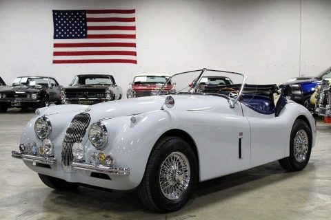 1952 Jaguar XK for sale