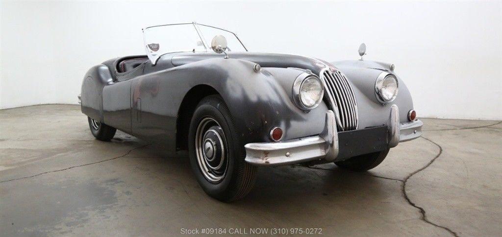 Very desirable 1955 Jaguar XK Roadster