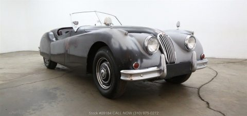 Very desirable 1955 Jaguar XK Roadster for sale