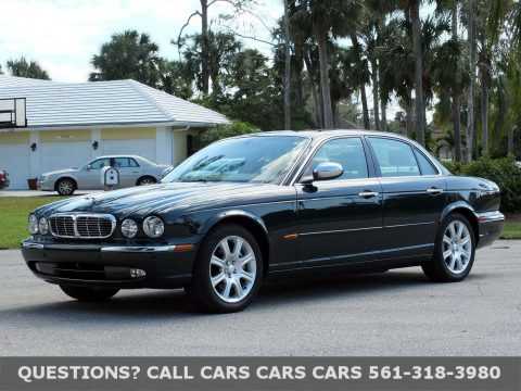 Very nice 2004 Jaguar XJ XJ8 Vanden for sale