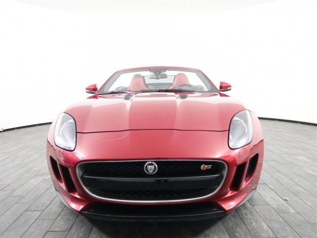 AMAZING 2014 Jaguar F Type