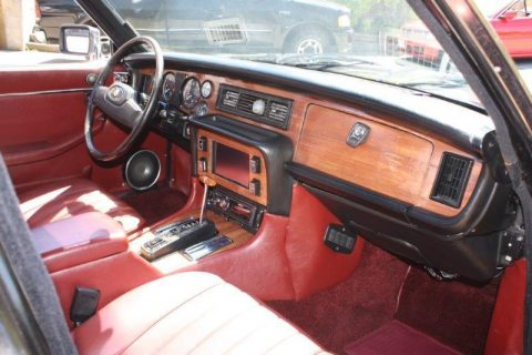 GREAT 1986 Jaguar XJ6 Custom for sale