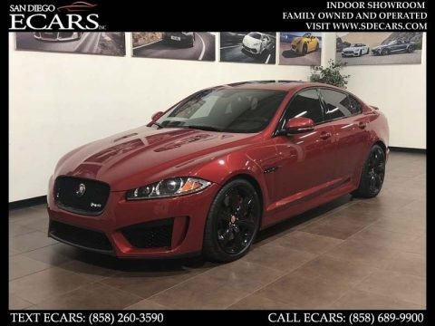 STUNNING 2015 Jaguar XF XFR S for sale