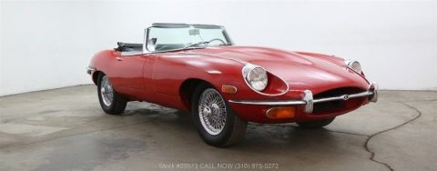 AMAZING 1970 Jaguar XK Roadster for sale