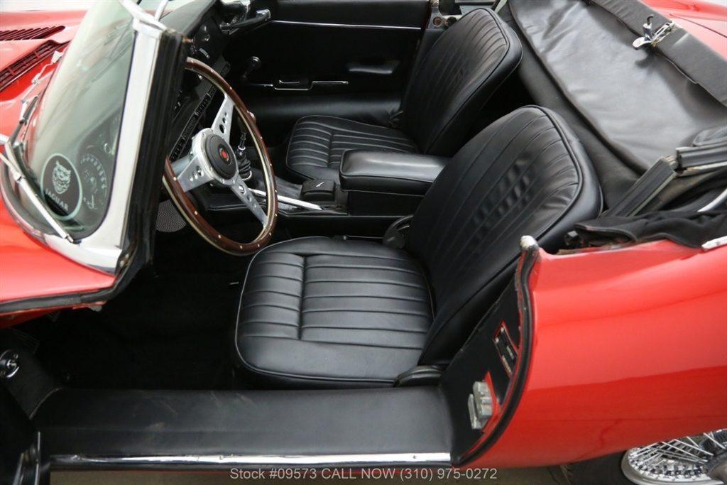 AMAZING 1970 Jaguar XK Roadster