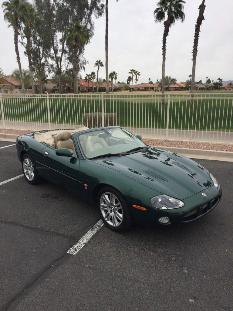 GREAT 2003 Jaguar XKR