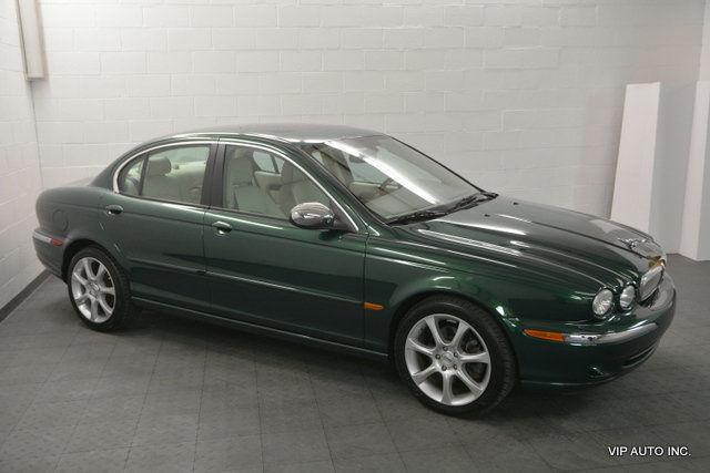 GREAT 2006 Jaguar X Type