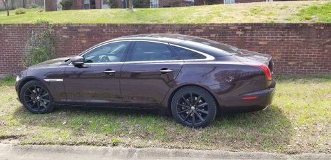 GREAT 2011 Jaguar XJ for sale