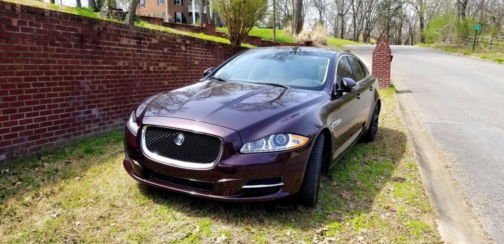 GREAT 2011 Jaguar XJ