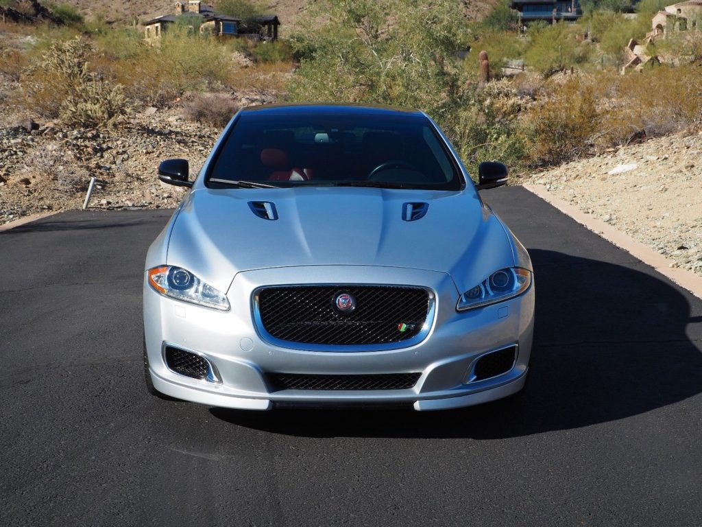 GREAT 2014 Jaguar XJR