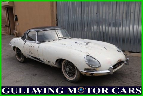 NICE 1962 Jaguar XK for sale