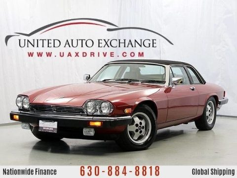 STUNNING 1988 Jaguar XJS SC HE for sale