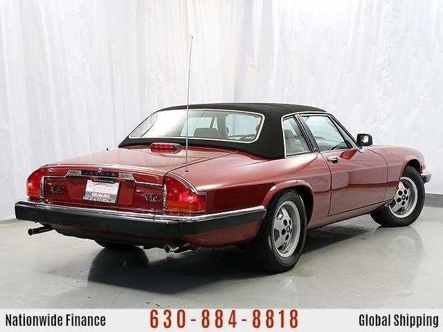 STUNNING 1988 Jaguar XJS SC HE