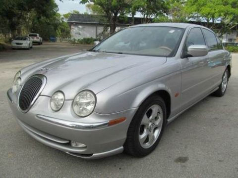 GREAT 2000 Jaguar S Type for sale