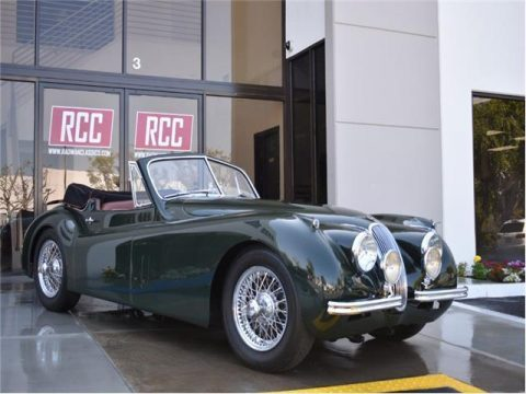 STUNNING 1954 Jaguar XK for sale