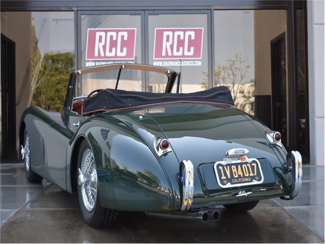 STUNNING 1954 Jaguar XK
