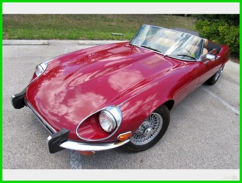 BEAUTIFUL 1973 Jaguar E Type Series III V 12 for sale