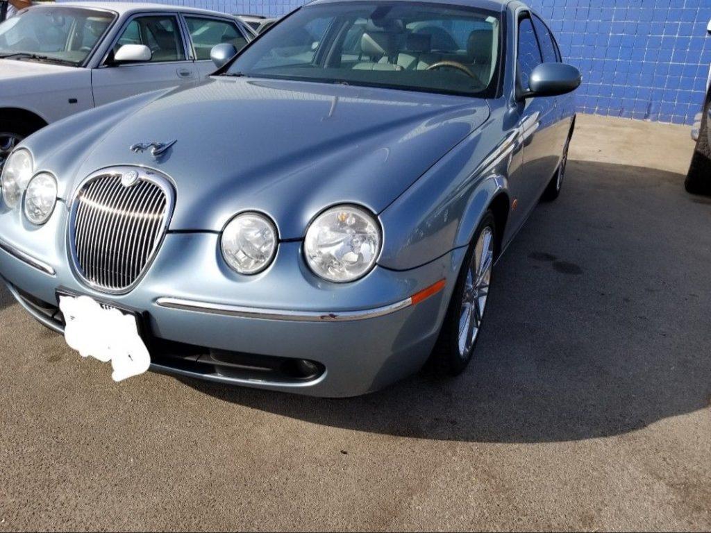 GREAT 2005 Jaguar S Type