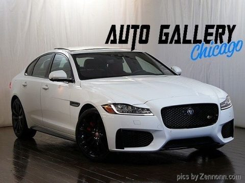 GREAT 2017 Jaguar XF S AWD for sale