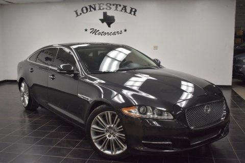 2012 Jaguar XJ XJL Supercharged for sale