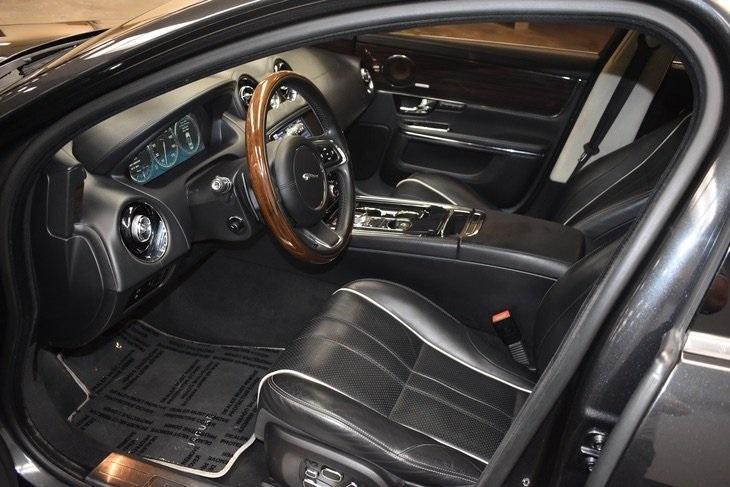2012 Jaguar XJ XJL Supercharged